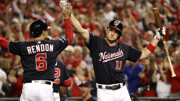 Nationals Just One Win Away From First World Series