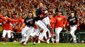 Washington Nationals Dominate NLCS, Rest Up For World Series
