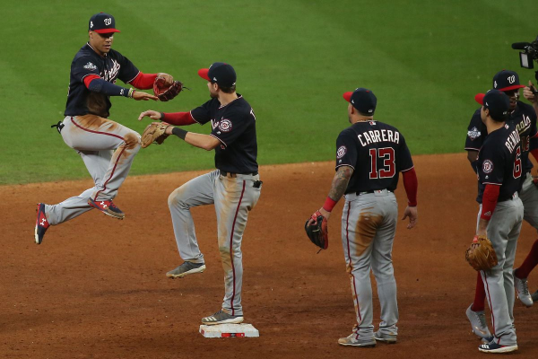 Nationals Strike First, Continue Embracing Underdog Role