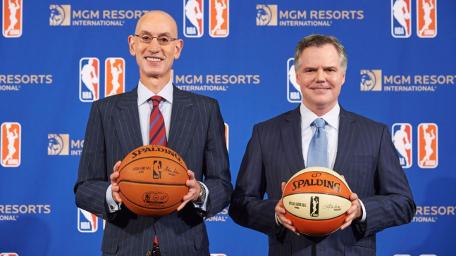 Integrity and Sports Betting: Why The NBA Must Do More and Say Less