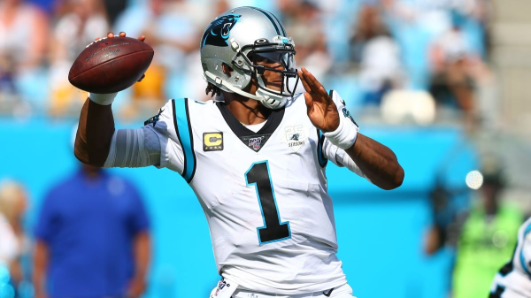 Sports News and Notes: Newton Signs With Patriots