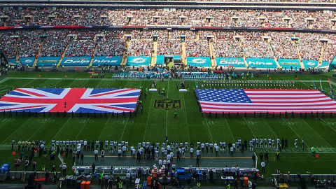 The NFL Should Expand in Europe for Betting's Sake