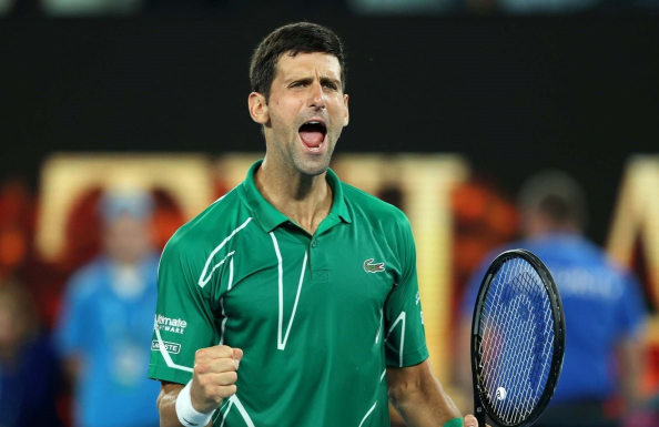 Djokovic Defeats Federer To Reach Australian Open Final