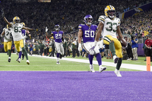Packers Keep Top NFC Seed Hopes Alive With Road Win