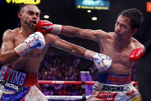 Pacquiao Defeats Thurman; How Will That Result Impact Their Future Bouts?