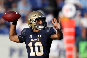 Navy Midshipmen at Notre Dame Fighting Irish Betting Preview
