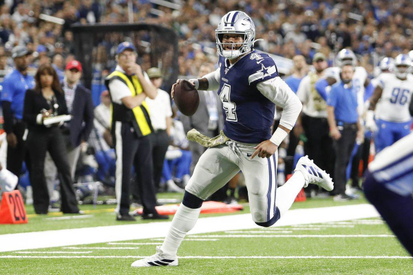 Dallas Wins While Philadelphia Loses; NFC East Separating At The Top
