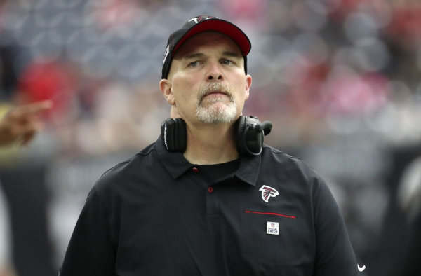 Falcons Allow 53 To Texans; Is It Time For A Coaching Change In Atlanta?
