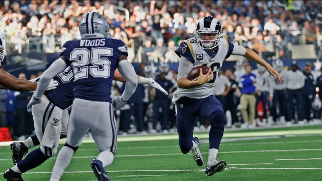 Cowboys vs Rams picks and analysis