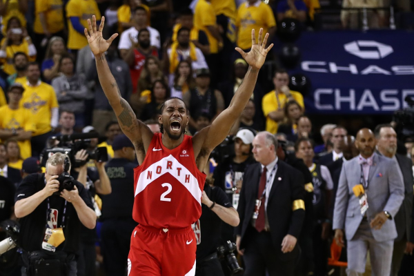 Raptors Shock the World; Warriors Dynasty in Shambles; What Now?