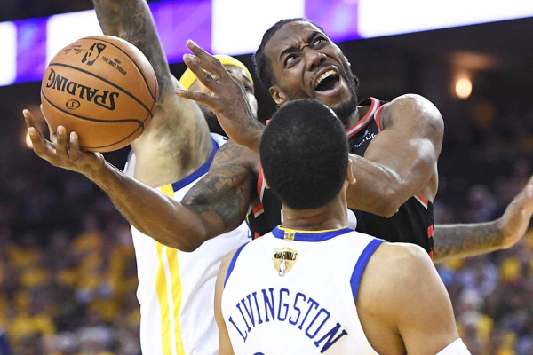 NBA Finals Game 4: Raptors Ahead But Warriors May Not Be Wounded Much Longer