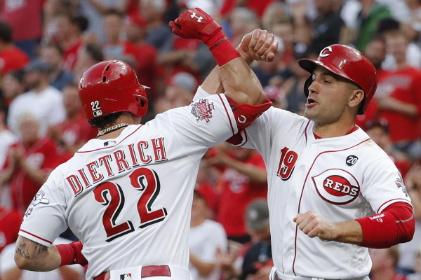 Cincinnati Reds at Milwaukee Brewers Betting Preview