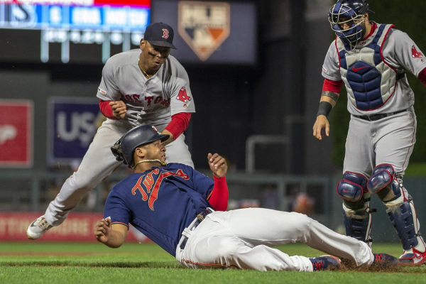 MLB Betting Preview: Boston Red Sox at Minnesota Twins