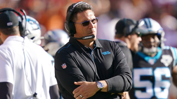 Rivera Named Coach In Washington; Can Redskins Compete In 2020?