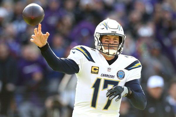 Los Angeles Chargers Betting Preview For 2019/20 Season