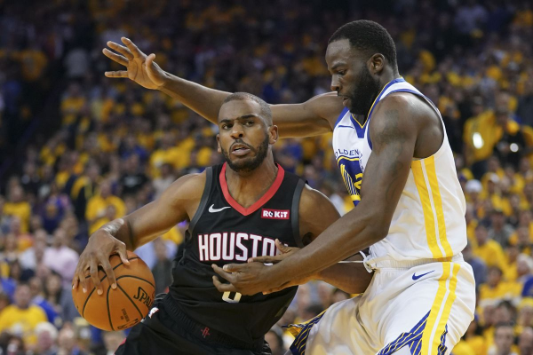 NBA Betting Preview Game 6: Golden State Warriors at Houston Rockets