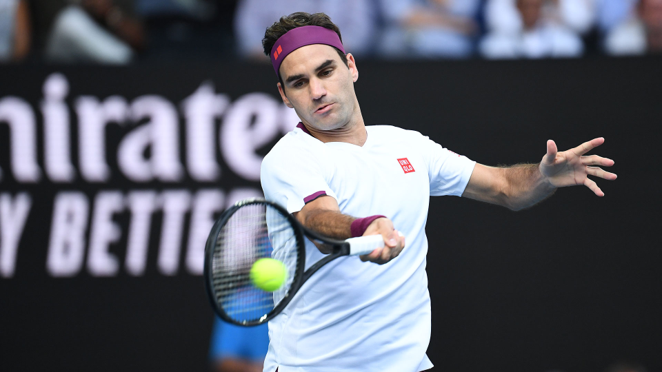 Federer Mounts Epic Comeback To Advance At Australian Open