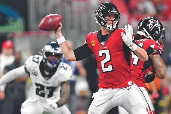 NFL Betting Preview: Los Angeles Rams at Atlanta Falcons