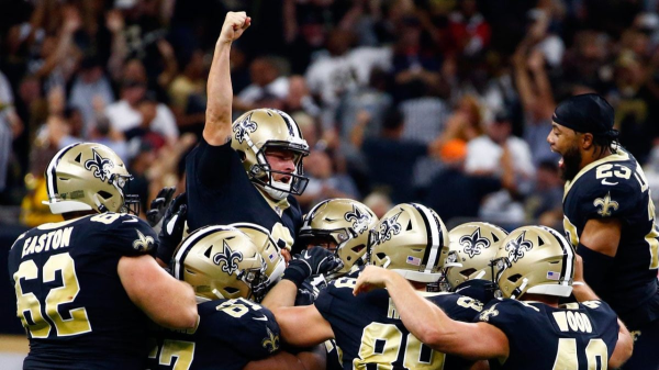 Deshaun Looks Good; Saints Come from Behind