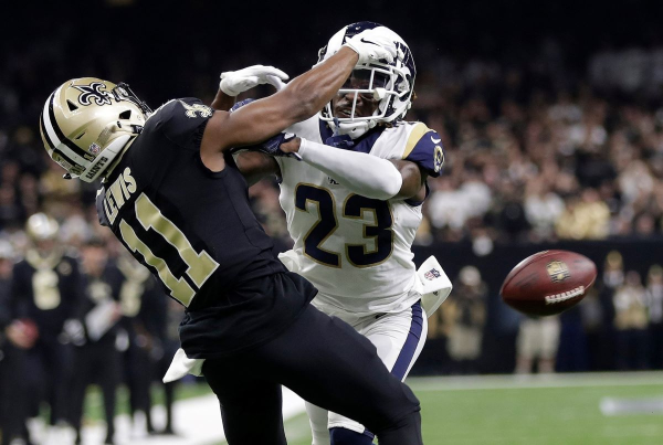 Vincent Says NFL 'Failed Miserably' On Pass Interference Review
