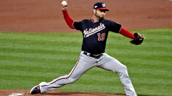 World Series Game 3 Betting Tips: Houston Astros at Washington Nationals