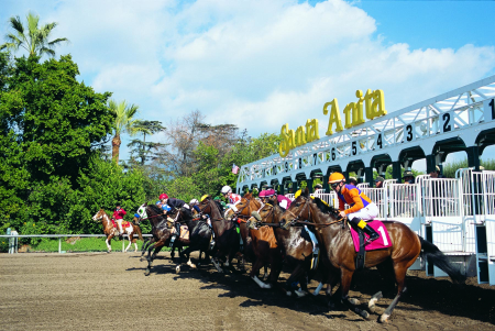 Today's Santa Anita Picks: Awesome Again Stakes Race 11, September 29