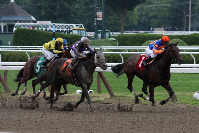 Saratoga Racing August 25 – Race 8 Analysis, Picks & Best Bets