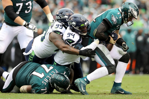 Seahawks Down Eagles, Continue To Impress Under The Radar