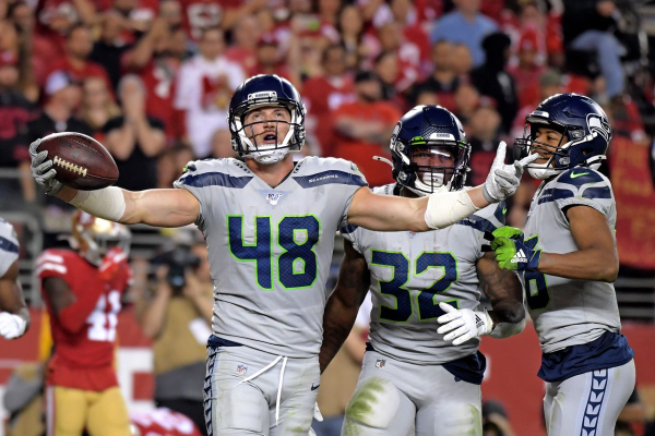 Huge Monday Night Football Win for Seattle; NFC West The Best Division?