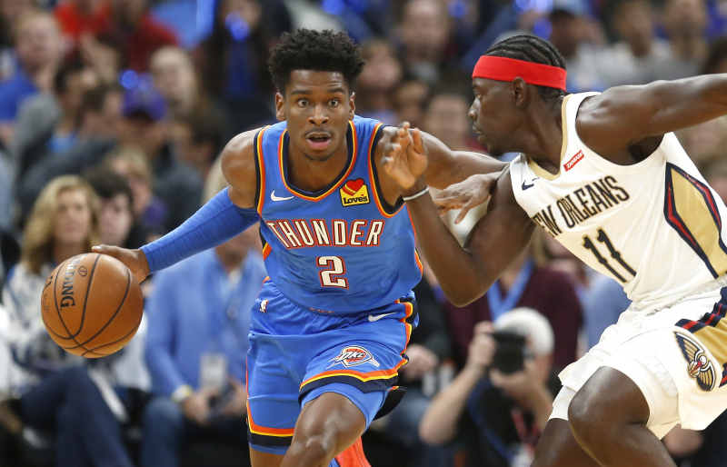 Utah Jazz at Oklahoma City Thunder Betting Preview
