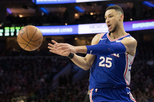 Bettor Places Huge Wager on 76ers to Reach Playoffs; Is He Crazy?