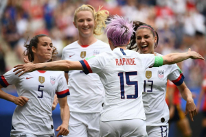 Women's World Cup Quarterfinals: Is There a Dark Horse Left in the Field?
