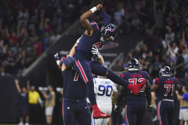 Texans Pick up Huge Thursday Night Football Win, Move To AFC South Driver's Seat
