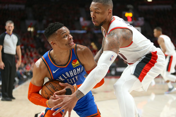 Portland Trail Blazers at Oklahoma City Thunder Betting Preview