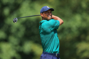 Tiger Woods Uses New Putter to Shoot 2-Under 68 in First Round of PGA Championship