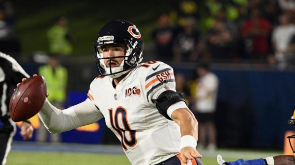 Chicago Bears at Detroit Lions Betting Preview