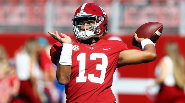 Tua Looks Ready To Return For Battle Of Top Teams In College Football