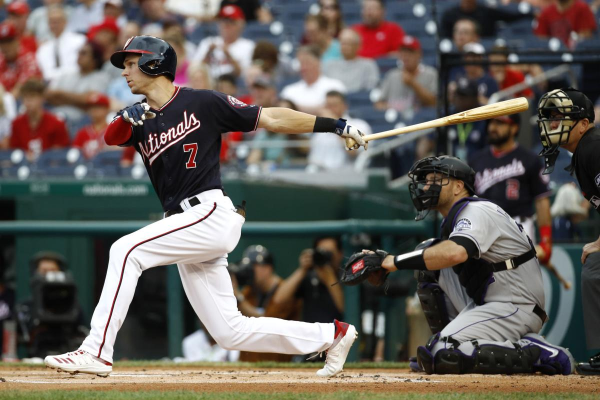 MLB Betting Advice: Colorado Rockies at Washington Nationals