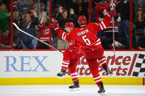 NHL Playoffs Game 6 Betting Preview: Washington Capitals vs. Carolina Hurricanes