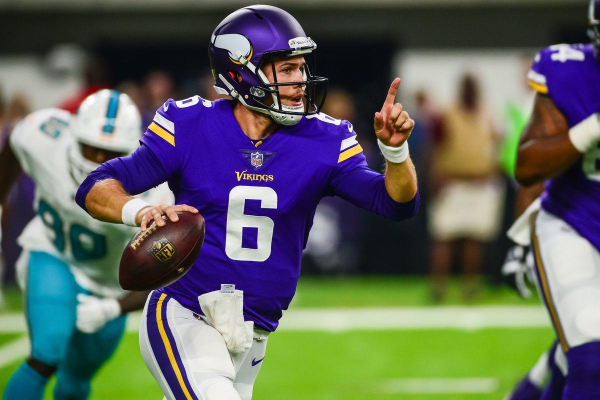 Week 17 NFL Preview: Chicago Bears at Minnesota Vikings