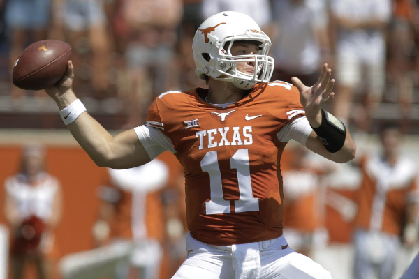 College Football Betting Preview: West Virginia Mountaineers at Texas Longhorns