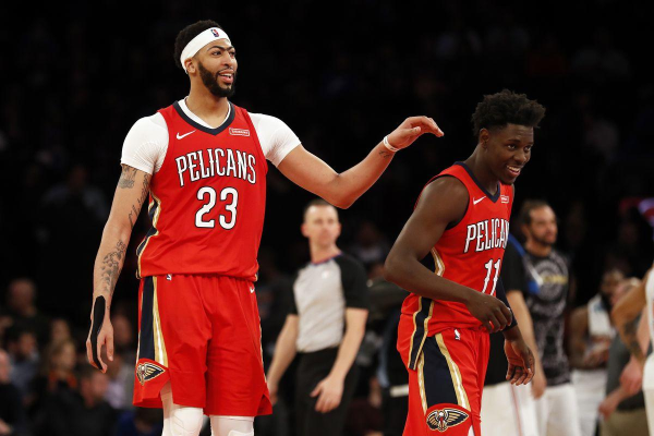 NBA Betting Preview: Washington Wizards at New Orleans Pelicans