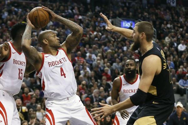 Toronto Raptors at Houston Rockets Betting Preview