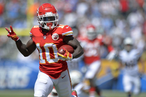 Betting Preview: Los Angeles Chargers vs. Kansas City Chiefs