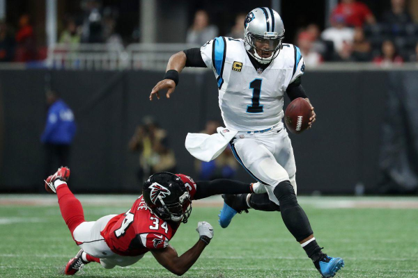 Weekend Featured NFL Bet: Seattle Seahawks at Carolina Panthers