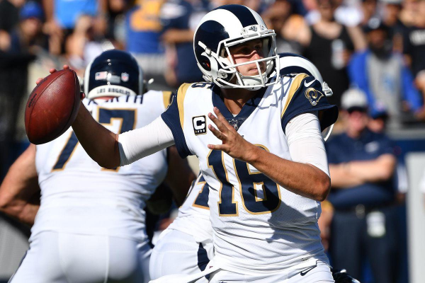 NFL Betting Preview: Seattle Seahawks at Los Angeles Rams