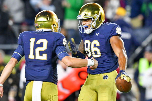 NCAA Football Betting Preview: Florida State at Notre Dame Fighting Irish