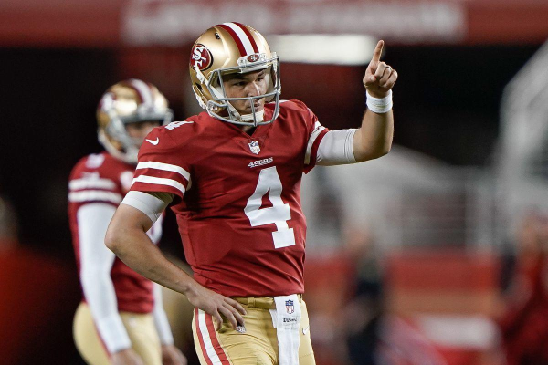 Monday Night Football Betting: New York Giants vs. San Francisco 49ers