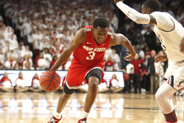 NCAA Basketball Betting Pick: Michigan State Spartans at Ohio State Buckeyes
