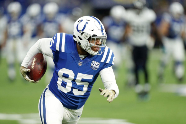 NFL Betting Preview: Indianapolis Colts at Tennessee Titans